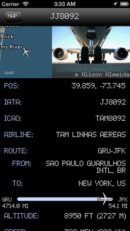 California Airport - iPlane2 Flight Information screenshot-3