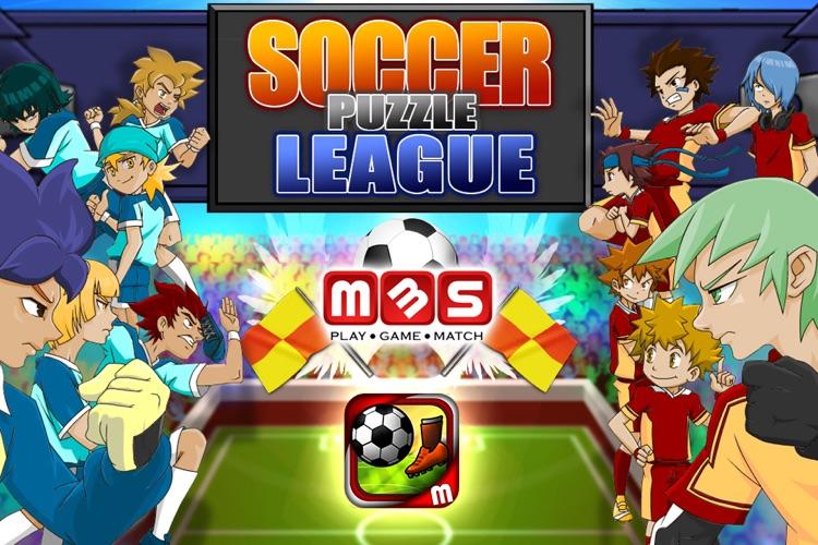 Soccer Puzzle League LITE screenshot-4