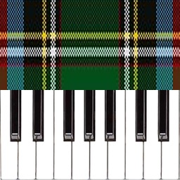ePipesKeys - Scottish Highland Bagpipes Piano