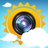Weather-Snap - 共享 你天气预报的图片