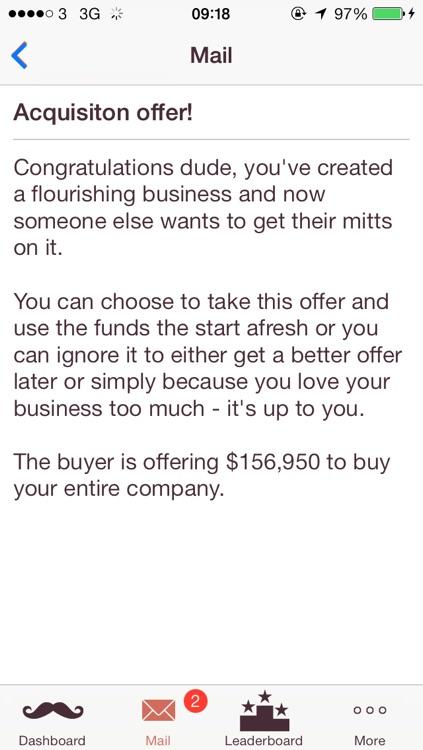 Hipster CEO screenshot-3