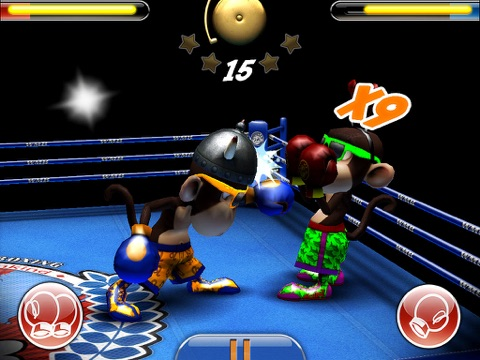 Игра Monkey Boxing