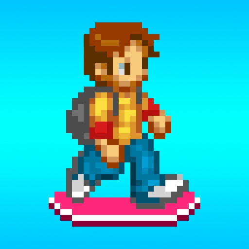Hoverboard Rider icon