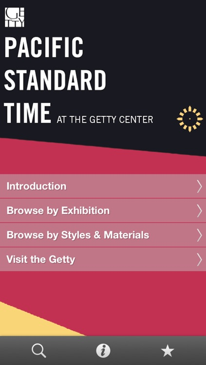 The Getty: Art in L.A., Pacific Standard Time at the Getty Center