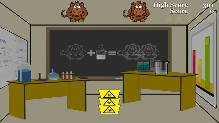 Mad Monkey : Best Arcade Kid Game (Kids Games+ Retro Arcade = Fun) screenshot-4