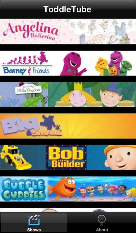 ToddleTube screenshot-3
