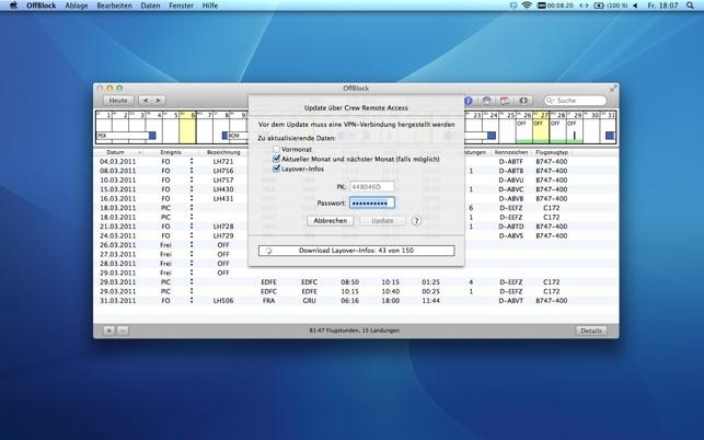 OffBlock Screenshot