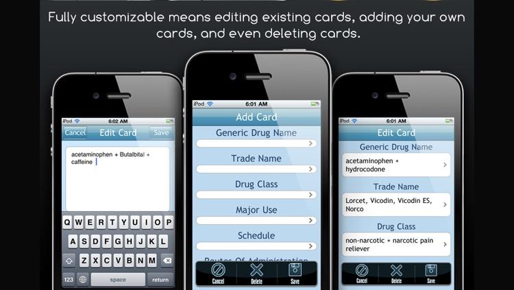 Top 200 Drugs Flashcards screenshot-3