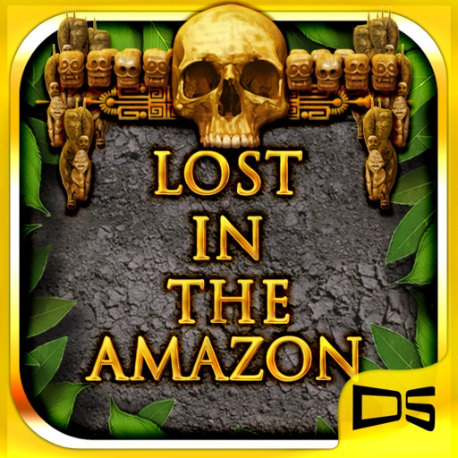Lost in the Amazon icon