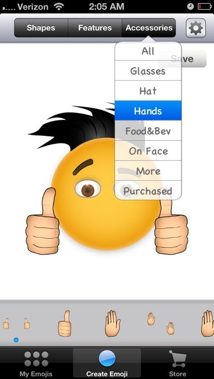 Create Emoji - FREE