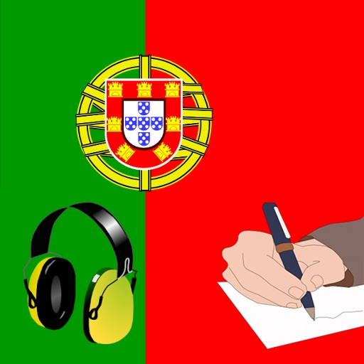 Learn Portuguese : Listen and Write