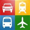 TransportApp [Espanha] Transportes Públicos, Renfe, cercanias, voos, AENA informações, tráfego, preços mais baixos de combustíveis e as estações de serviço
