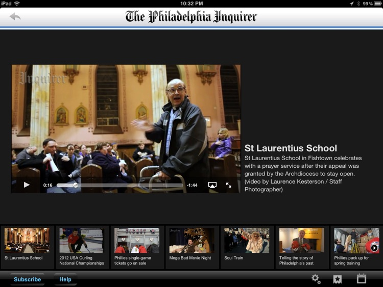 The Philadelphia Inquirer screenshot-3