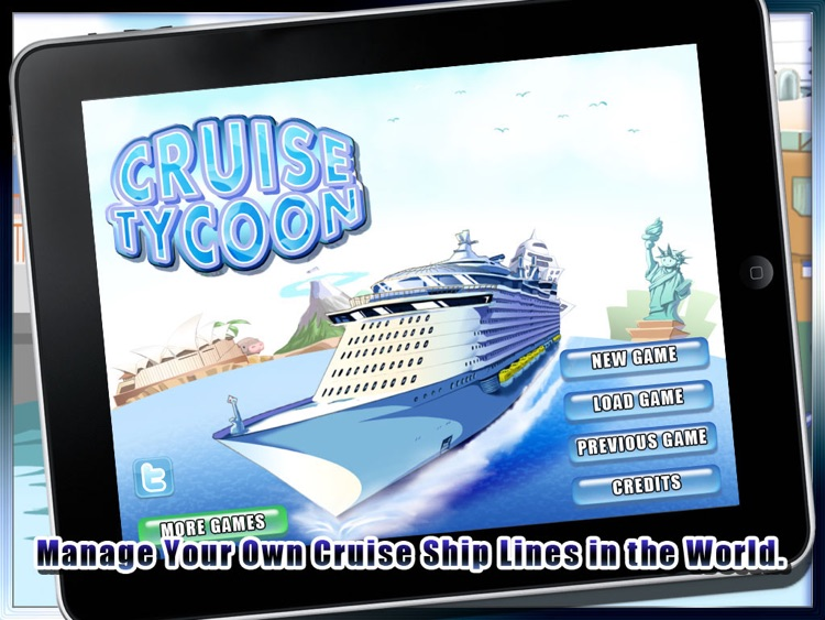 Cruise Tycoon HD screenshot-0