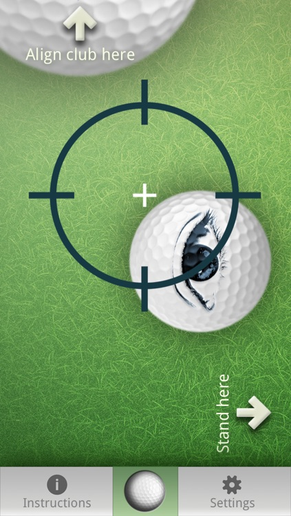 Golf Putt Perfect by iOver Golf screenshot-3