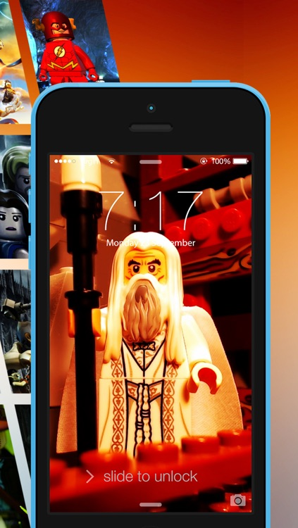 HD Wallpapers for Lego : Ratina Background & Lock Screen for all iOS Device