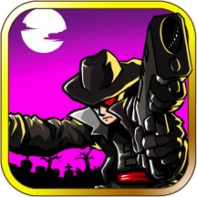 Hansel & Gretel Halloween Evil Dead Zombie Scary Target Hunter, Shooter and Killer Fighting, Hunting and Shooting at Witch & Werewolf Game