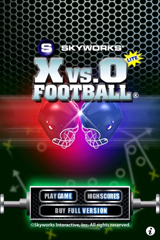X's and O's Football® Lite - Call and Run Your Own Football Plays! screenshot-3