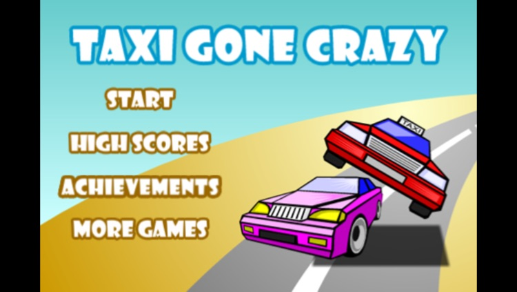 Taxi Gone Crazy screenshot-3