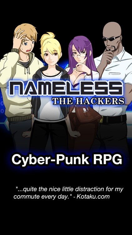 Nameless: the Hackers RPG