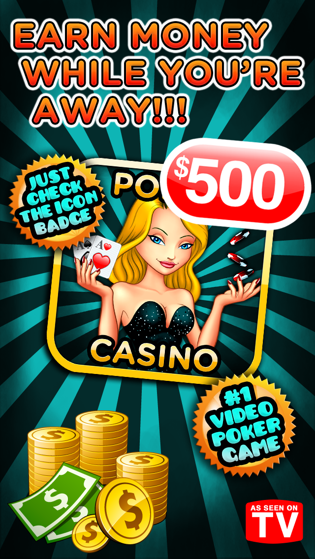 Ace Video Poker Casino App Download - Games - Android Apk