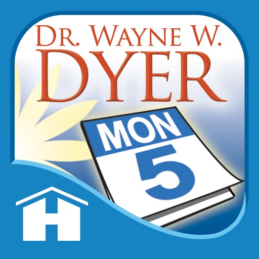 Inspiration Perpetual Calendar - Dr. Wayne Dyer