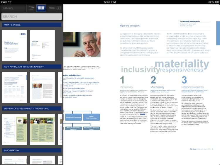 RBS Document Library App screenshot-3