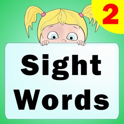Sight Words with Sentences 2 - Kindergarten, First Grade, and Second Grade