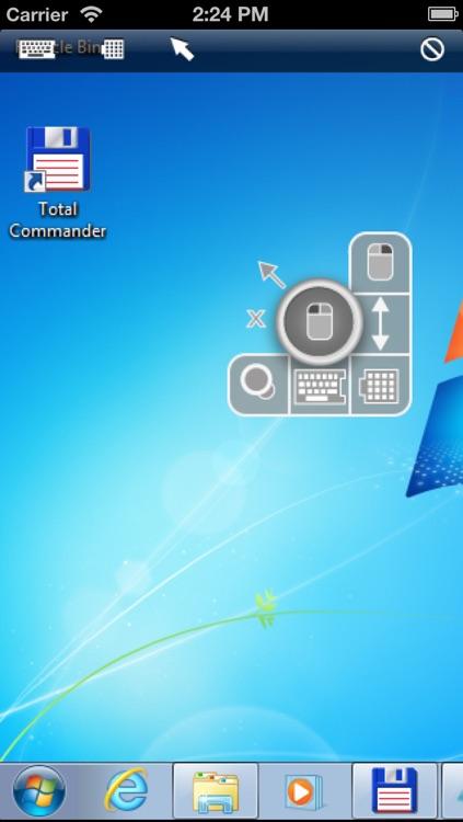 RDP Remote Desktop iFreeRDP