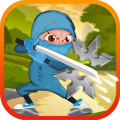 Ninja Throwing Star Puzzle Mania - Block Jigsaw Quest Free