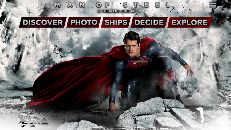 Man of Steel Experience