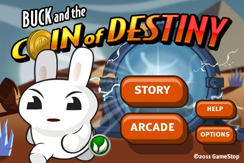 Buck and the Coin of Destiny screenshot-4