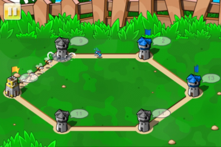 Bees vs. Ants screenshot-0
