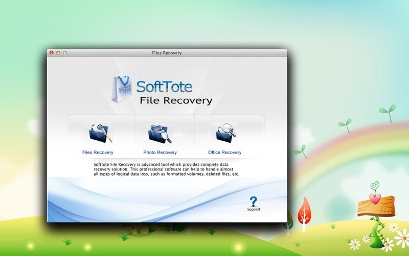 Files Recovery Screenshot