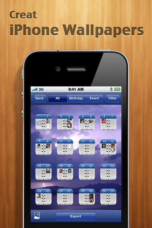 My Social Calendar Pro screenshot-2