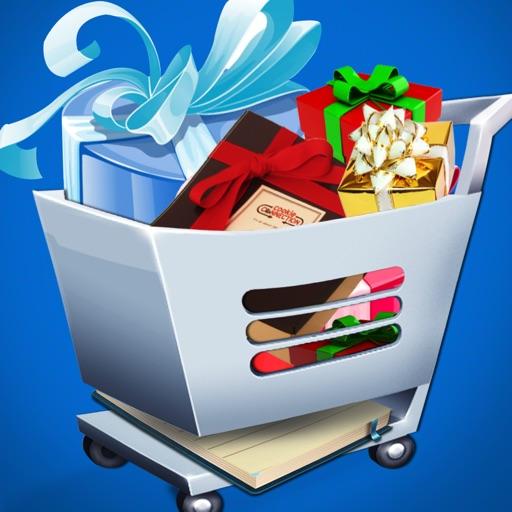 Xmas Shopping Cart
