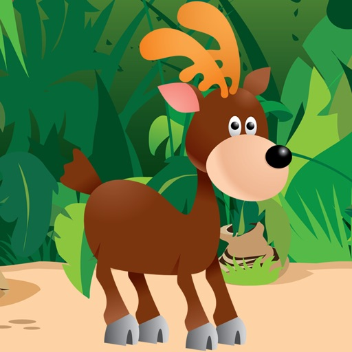 Jumpy Deer - Impossible Clappy Slime -  Multiple Bouncing Levels Game