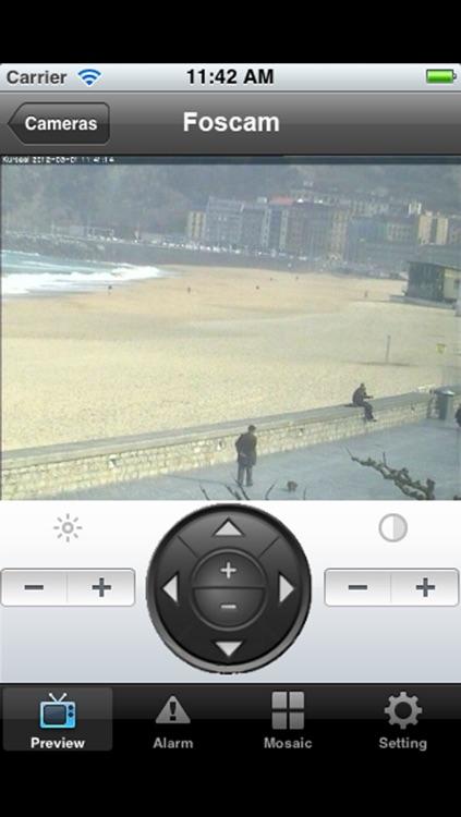 Foscam IP Viewer screenshot-3