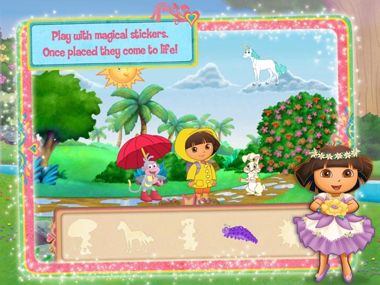 Dora's Enchanted Forest Adventures (HD) screenshot-3