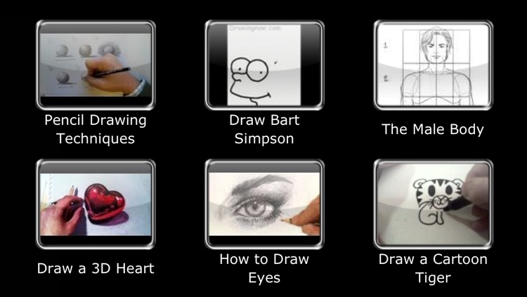 How to Draw - Free Drawing Lessons