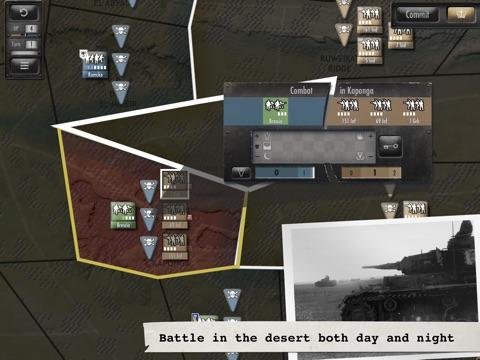 Desert Fox: The Battle of El Alamein для iPad