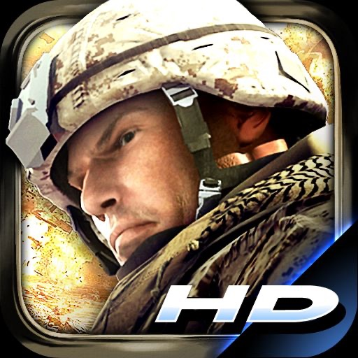 Modern Combat 2: Black Pegasus HD icon