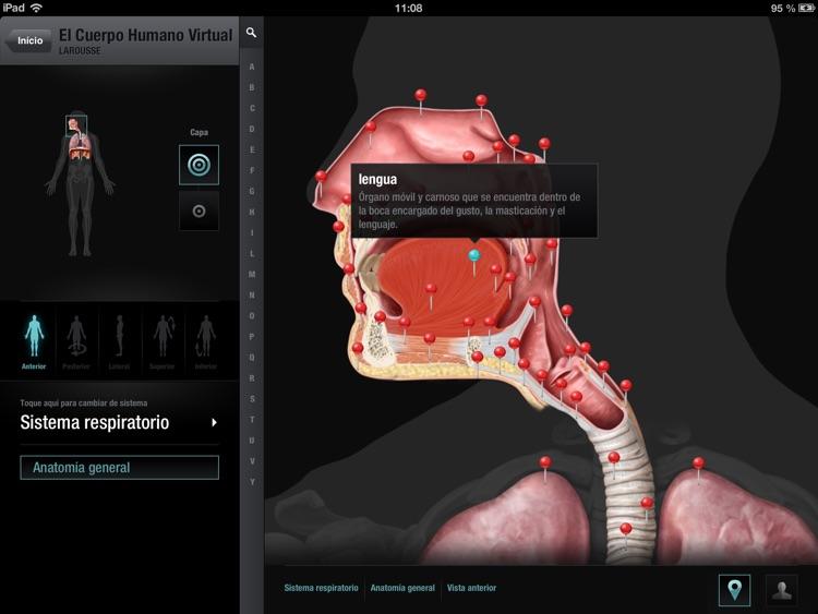 El Cuerpo Humano Virtual