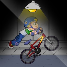 Bike Race Tunnel Riders 2 - Real Xtreme Bmx Trek! Pedal through obstacles, avoid danger and drive to infinity.