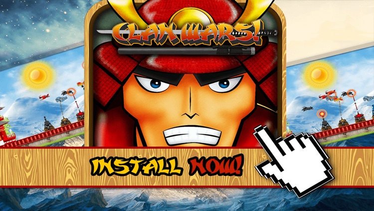 Samurai Clans Clash – Defend The Tower In This Awesome Strategy Shooting Game FREE screenshot-4