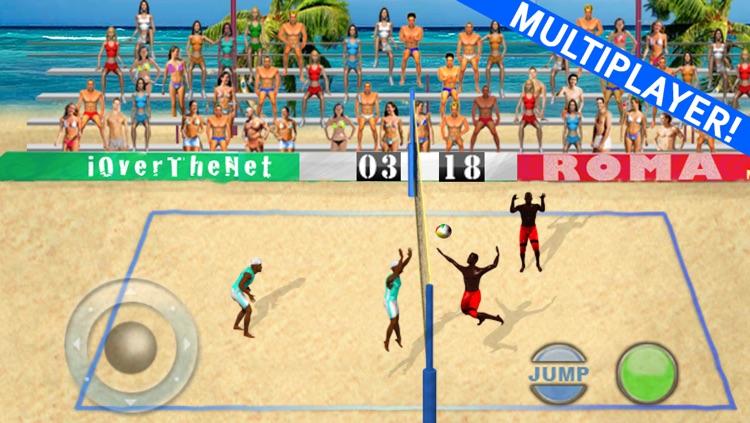 OverTheNet V2 Beach Volley FULL