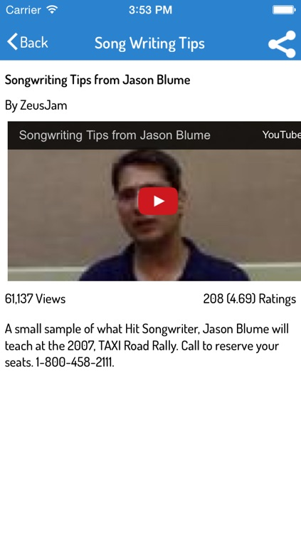 Song Writer - How To Write Song screenshot-3
