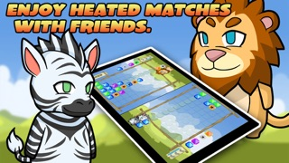 Screenshot from Animal Battle Free