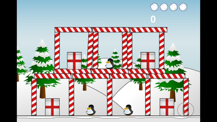 Santa Claus Snowball Fun - Fight with St Nick to Save Christmas Free screenshot-1