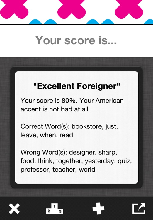 American Accent! screenshot-4
